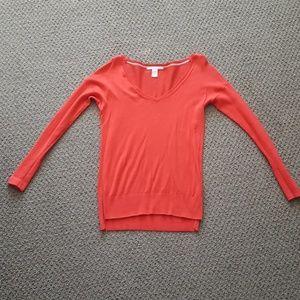 Victorias Secret V neck sweater